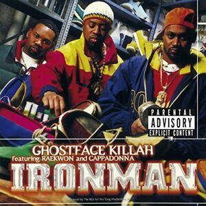 GHOSTFACE KILLAH – IRONMAN (CD)