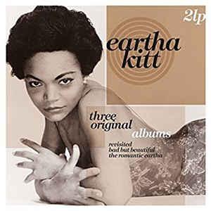 KITT, EARTHA – THREE ORIGINAL ALBUMS (2xLP)