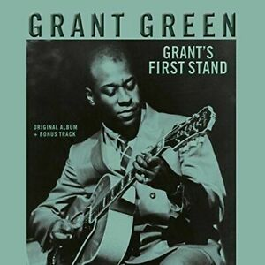 GREEN, GRANT – GRANT'S FIRST STAND (LP)