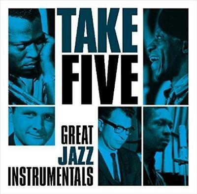 VARIOUS ARTISTS – TAKE FIVE – GREAT JAZZ INSTRUMENTALS (2xLP)