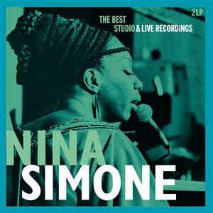 SIMONE, NINA – BEST STUDIO & LIVE RECORDINGS (2xLP)