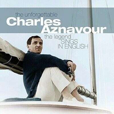 AZNAVOUR, CHARLES – UNFORGETTABLE (LP)
