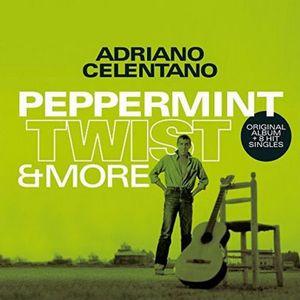 CELENTANO, ADRIANO – PEPPERMINT TWIST & MORE (LP)