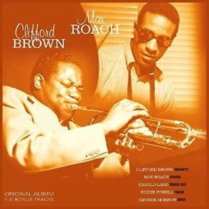 BROWN, CLIFFORD/MAX ROACH CLIFFORD BROWN & MAX ROAC LP  VI.PA 90045 –  (LP)