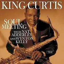 KING CURTIS SOUL MEETING LP –  (LP)