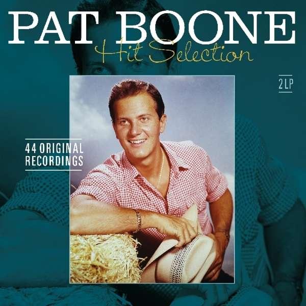BOONE, PAT – HIT SELECTION – 44 ORIGINAL RECORDINGS (2xLP)