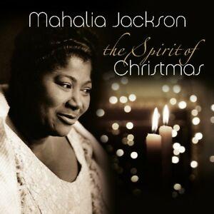JACKSON, MAHALIA – SPIRIT OF CHRISTMAS (LP)