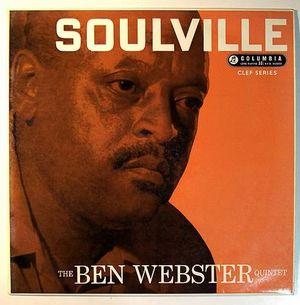 WEBSTER, BEN – SOULVILLE/SOUL OF… (2xCD)