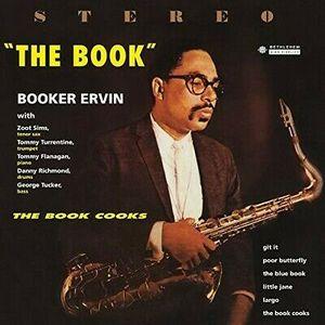 ERVIN, BOOKER – BOOK COOKS (LP)