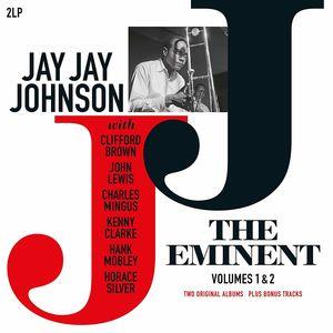 JOHNSON, JAY JAY EMINENT VOL. 1 & 2 -HQ- 2LP –  (LP)