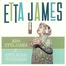 JAMES, ETTA – MISS ETTA JAMES/ETTA SINGS STANDARDS (LP)