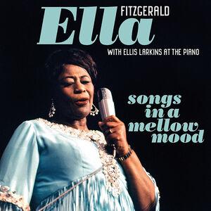 FITZGERALD, ELLA – SONGS IN A MELLOW MOOD + 2 (LP)