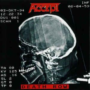 ACCEPT – DEATH ROW (2xLP)