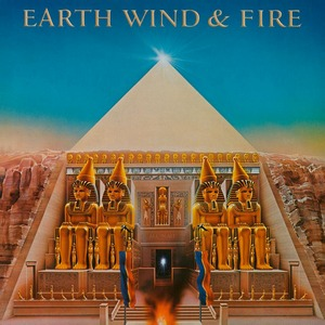 EARTH, WIND & FIRE – ALL 'N ALL + 3 (LP)