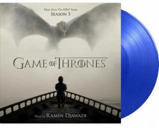OST – GAME OF THRONES 5 (RAMIN DJAWADI) (2xLP)