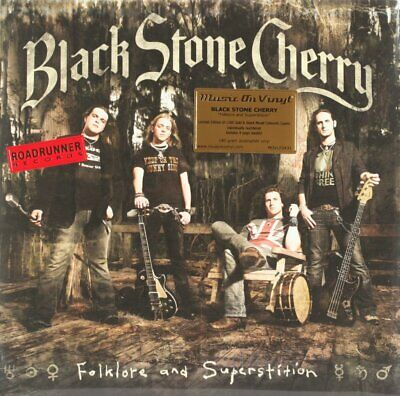 BLACK STONE CHERRY – FOLKLORE AND SUPERSTITION (2xLP)