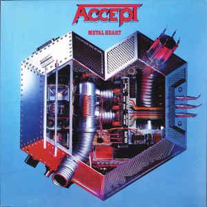 ACCEPT – METAL HEART (LP)
