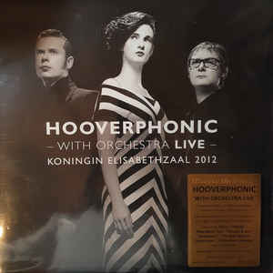HOOVERPHONIC – WITH ORCHESTRA LIVE (2xLP)