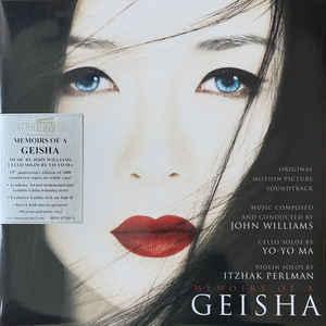 OST – MEMOIRS OF A GEISHA (2xLP)