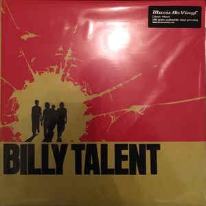 BILLY TALENT – BILLY TALENT (LP)