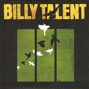 BILLY TALENT – BILLY TALENT III (LP)