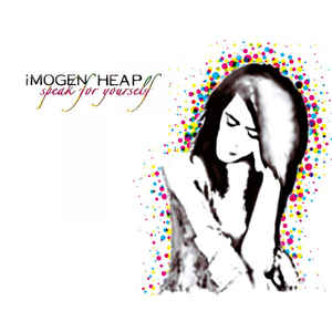 IMOGEN HEAP – SPEAK FOR YOURSELF (LP)
