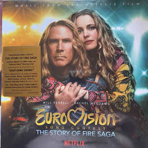 OST – EUROVISION SONG CONTEST: STORY OF FIRE SAGA (LP)