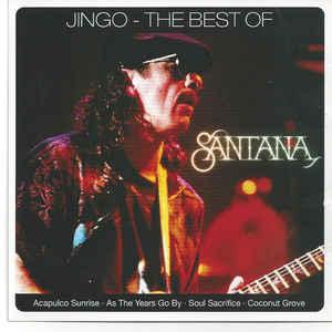 SANTANA – JINGO – THE BEST OF (2xCD)