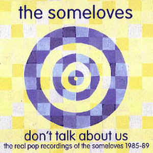 SOMELOVES – DON'T TALK ABOUT US (CD)