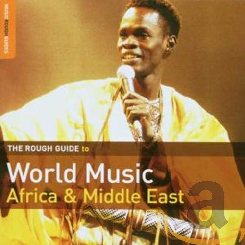 V/A – ROUGH GUIDE TO WORLD MUSI (CD)