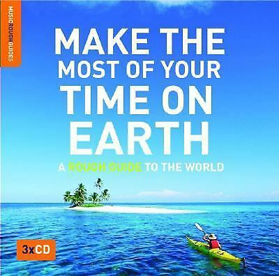 VARIOUS ARTISTS – MAKE THE MOST OF YOUR TIM 3CD WMN 6 –  (CD)