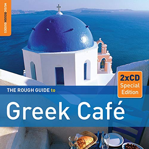 VARIOUS ARTISTS – ROUGH GUIDE TO GREEK CAFE (CD)
