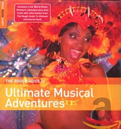 VARIOUS ARTISTS – ULTIMATE MUSICAL ADVENTURE (CD)