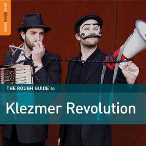 VARIOUS ARTISTS – ROUGH GUIDE: KLEZMER REVO CD WMN 1205 (CD)