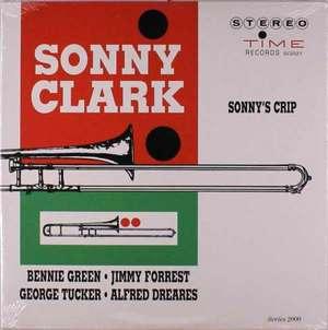 CLARK, SONNY – SONNNY'S CRIB (LP)