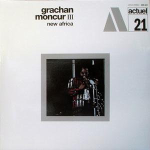 MONCUR, GRACHAN III – NEW AFRICA-180GR- (LP)