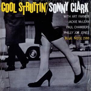 CLARK, SONNY – COOL STRUTTIN' (LP)