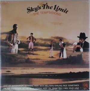 TEMPTATIONS – SKY'S THE LIMIT (LP)