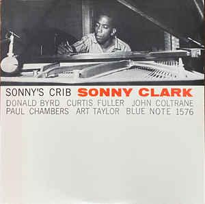 CLARK, SONNY SONNY'S CRIB LP  BLUEN 1576 –  (LP)