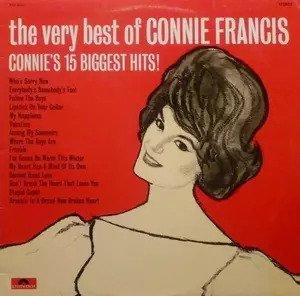 FRANCIS, CONNIE – CONNIE'S 15 BIGGEST HITS! (LP)