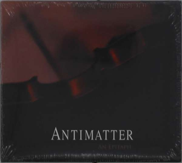 ANTIMATTER – AN EPITAPH (2xCD)