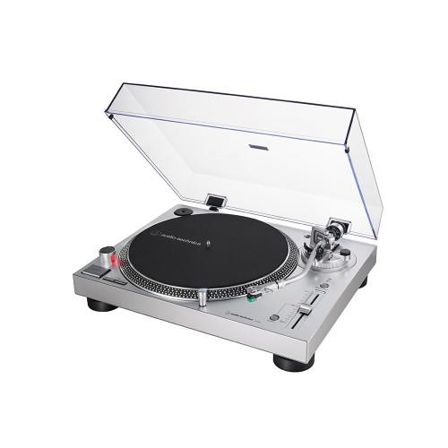 Грамофон Audio-Technica AT-LP120X  сребрист