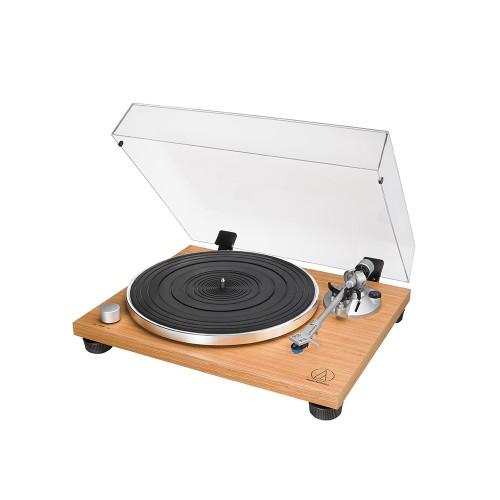 Грамофон Audio-Technica AT-LPW30 Manual Belt Drive Wood Base Turntable