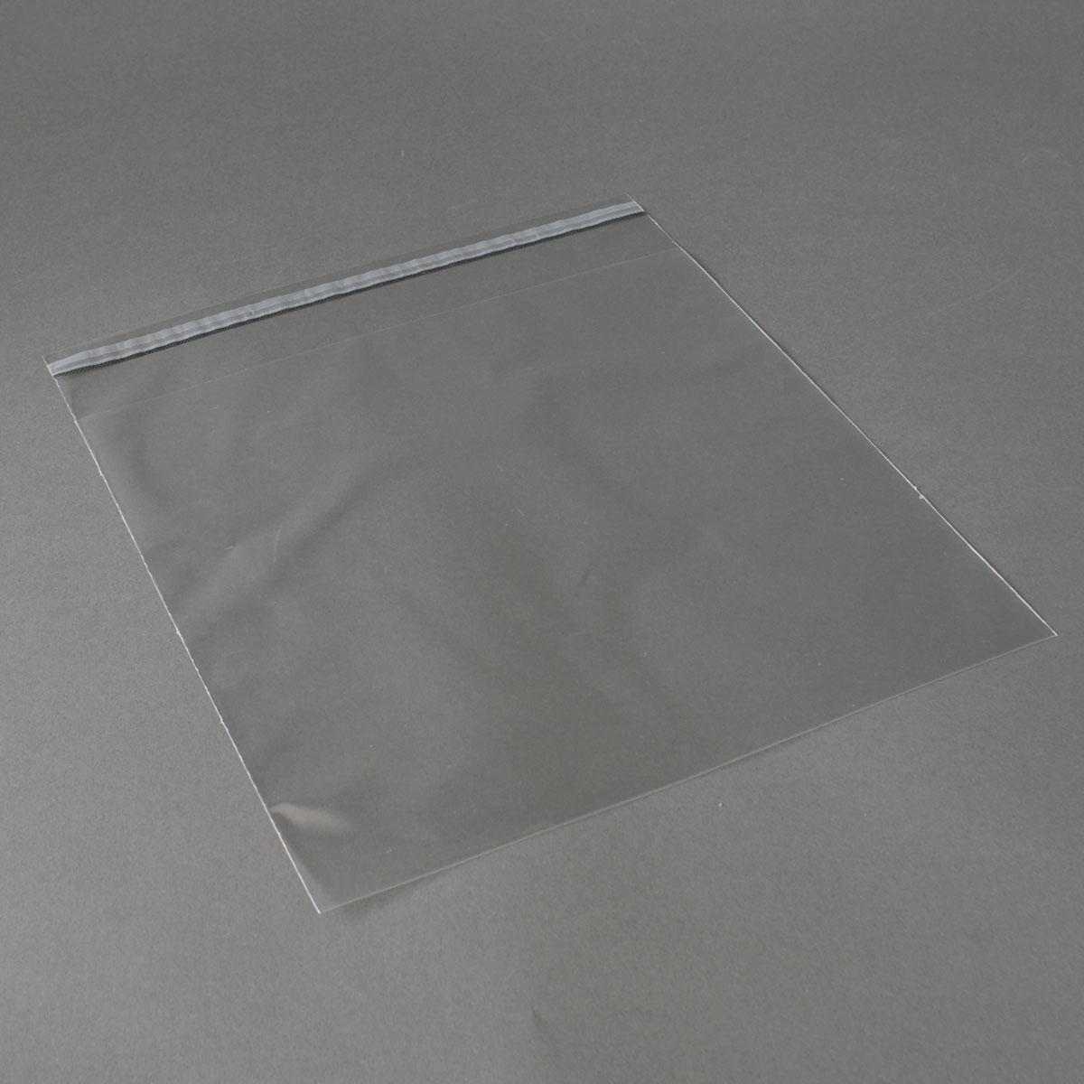 Плик за грамофонна плоча със запечатване