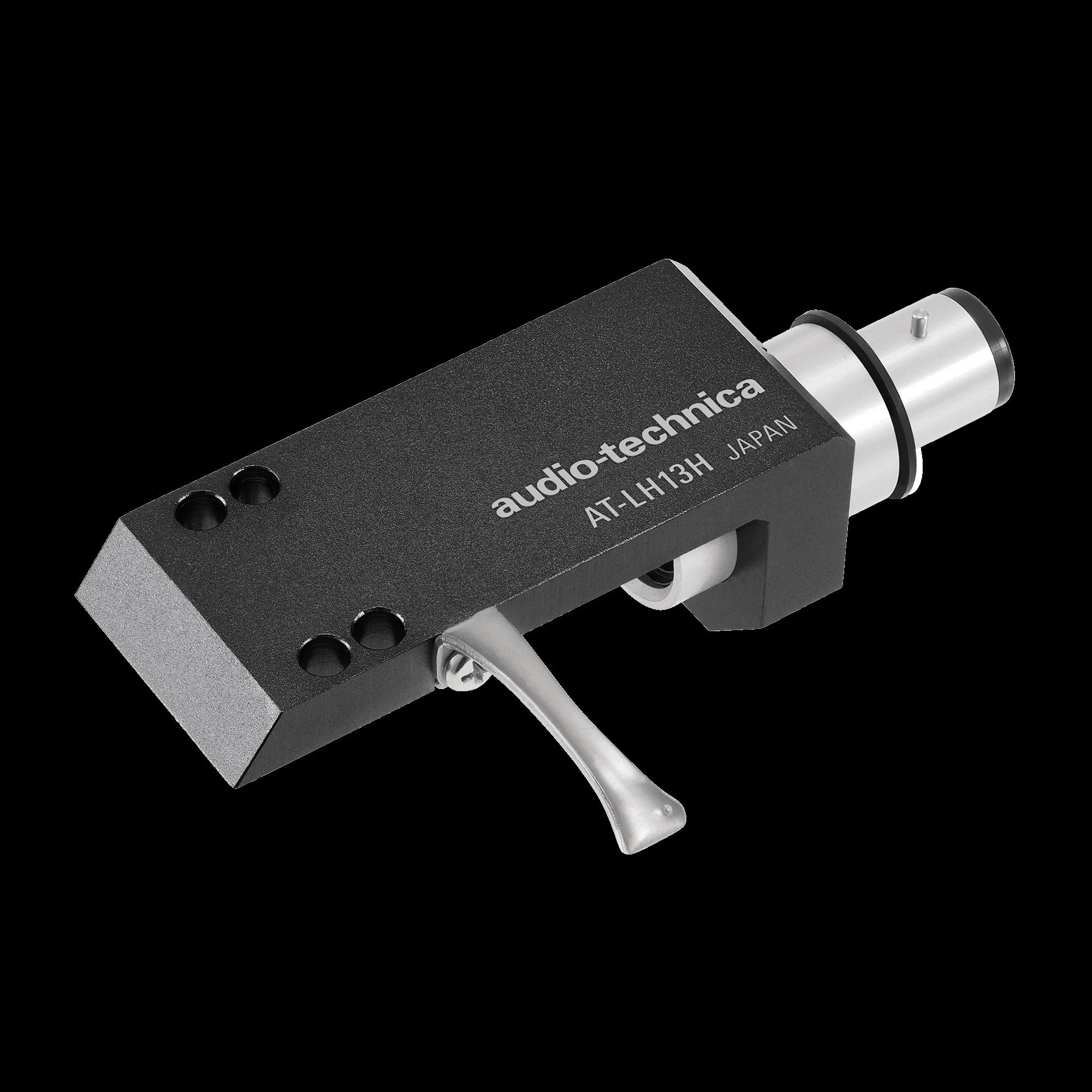 Носач за доза масивен с настройка на азимута Audio-technica AT-LH за извито рамо