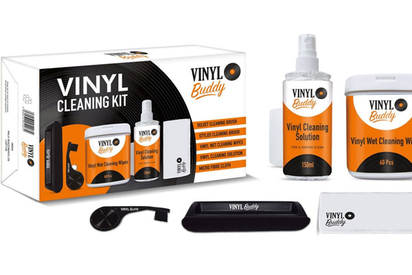 Комплект за почистване на плочи Vinyl Buddy Record Cleaning Kit 5 in 1