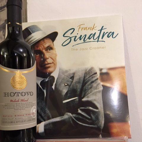 "Frank Sinatra ""Jazz Crooner"" +  Мелнишки бленд – HOTOVO – Libera Estate"