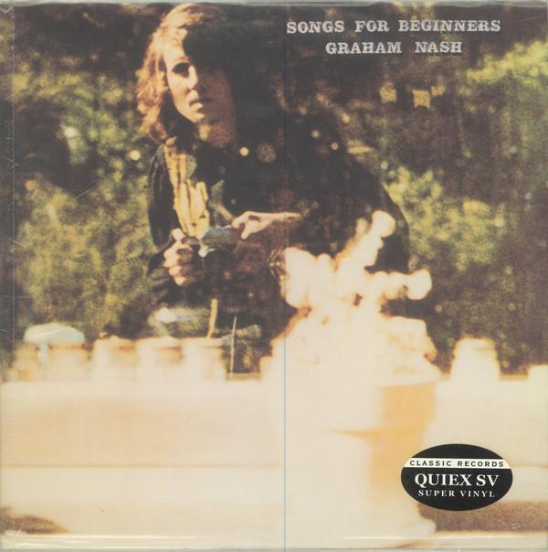 Graham Nash – Songs For Beginners (Vinyl)