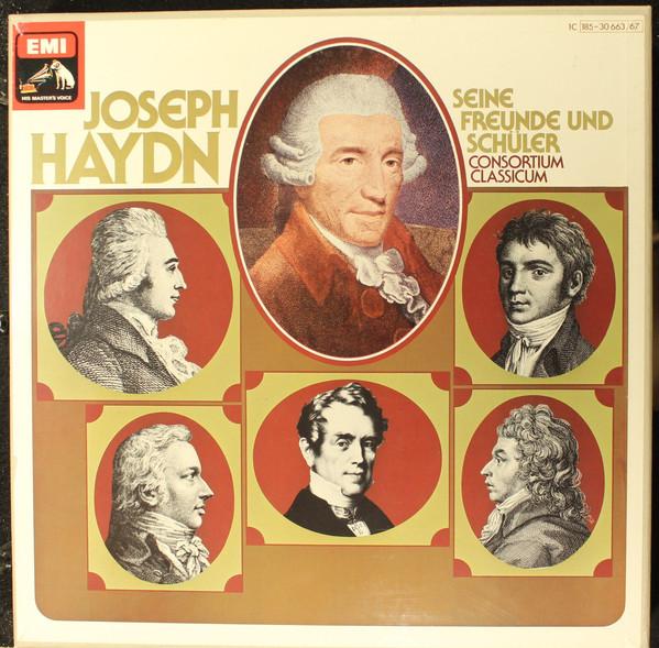 Consortium Classicum – Joseph Haydn, Seine Freunde Und Schüler (Vinyl)