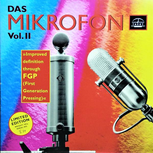 Georg Rox Quartet – Das Mikrofon Vol. II (LP, Ltd, Num, RP, 180) (Near Mint (NM or M-))